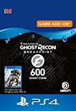 Ghost Recon Breakpoint - 600 Ghost Coins 600 Coins | PS4 Download Code - UK account