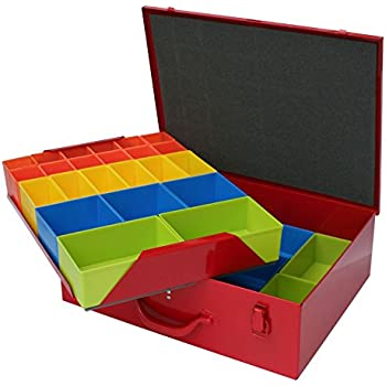 ADB Sortimentsbox Metallbox/Werkzeugbox/Sortierbox