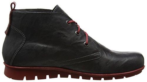 Think! Damen Menscha_181074 Desert Boots Grau (Vulcano/KOMBI 21)