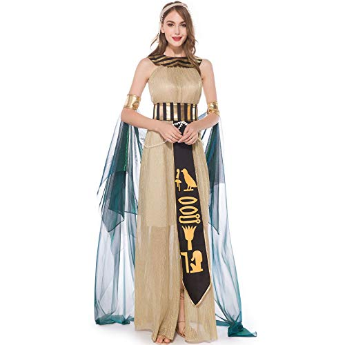 Story of life Halloween Kostüm Damen Spiel Uniform Cosplay Cleopatra Tänzerin Königin Maskerade Nachtclub - Womens Böse Clown Kostüm