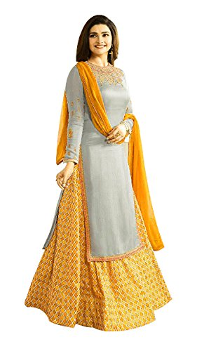 New Arrival Gorgeous Looking Indo Western Style Lehnga Kurta Style Dress for...