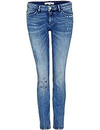 Comma Casual Identity Damen Jeans Skinny Fit