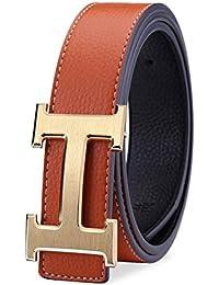 f6e718d9352e Amazon.fr   Orange - Ceintures   Accessoires   Vêtements