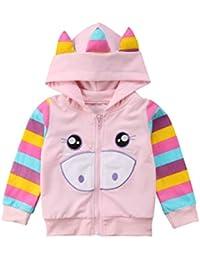 55d64d801 Amazon.co.uk  Pink - Hoodies   Hoodies   Sweatshirts  Clothing
