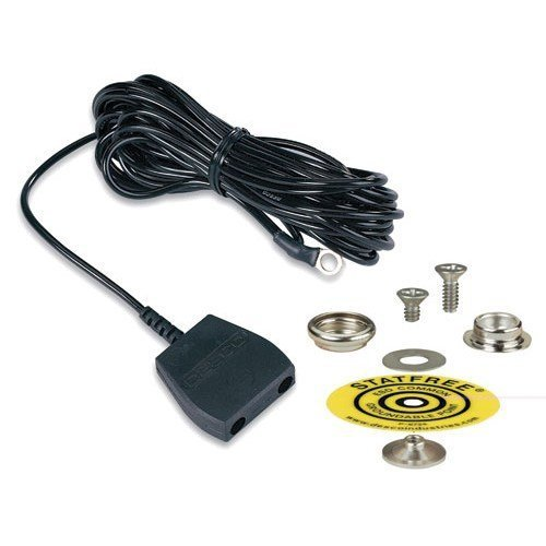 Desco 14213 Common Point Grounding Kit, (15' Cord And Universal Snap Kit) by Desco -