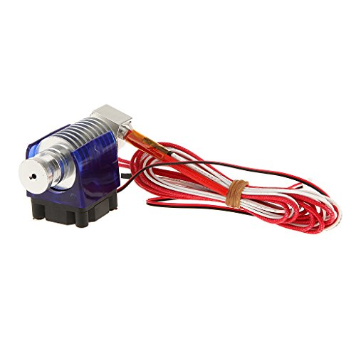 Imported Hotend Wade Direct Extruder Fan 1.75mm Filament Nozzle 0.3mm for 3D Printer  available at amazon for Rs.640