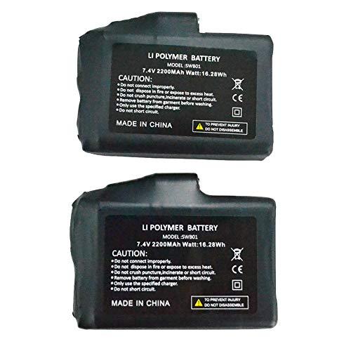 SAVIOR battery for gloves
