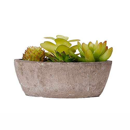 XPKZYSLJ Künstliche Pflanzen Lebensechte Kunstpflanze Kleine Gefälschte Topfpflanze für Zuhause Büro Innen Decor,D