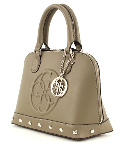Guess Korry Borsa a mano 30 cm Olive (Verde)