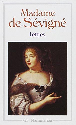 Lettres par Madame de Sévigné