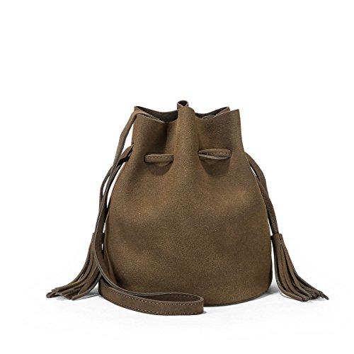 QPALZM 2017 Handtaschen Frauen Designer Schultertasche Für Damen Tassel Tote Girls Täglicher Gebrauch A3