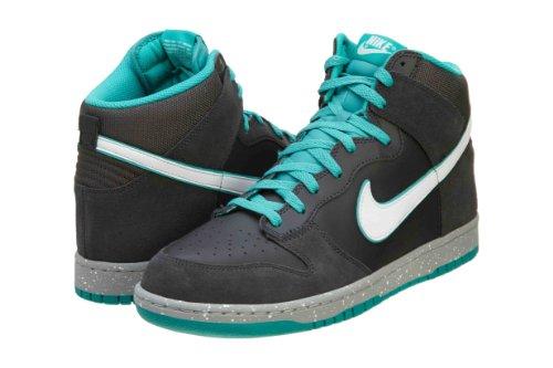 Nike Wmns Air Huarache Run Ultra Br, les Formateurs Femme, Castagna Gris