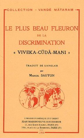 Le plus Beau Fleuron de la Discrimination : Viveka-Cuda-Mani par Marcel Sauton
