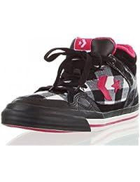 Converse - Zapatillas para mujer Negro WHITE/BLACK/BUBBLEGUM PLAID