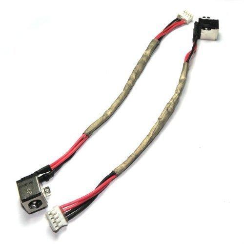 New AC DC Jack Power Plug In Ladeanschluss-Connector Buchse mit Kabelbaum für Lenovo Y430G430G530N500dc301004g00 (Computer-kabelbaum)