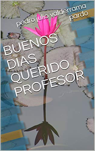 BUENOS DIAS QUERIDO PROFESOR (Spanish Edition)