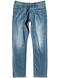 DC Shoes Washed Indigo Bleach - Straight Fit Jeans - Jean coupe droite - Homme