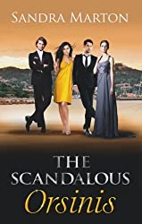 The Scandalous Orsinis (Mills & Boon Special Releases) by Sandra Marton (2013-06-21)