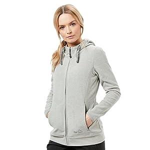 41BNGavLjUL. SS300  - Peter Storm Women's Full Zip Hooded Microfleece