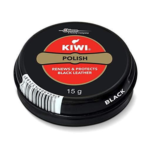Kiwi Paste Shoe Polish - Black 15g
