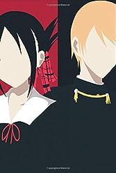 Notebook - Minimal Design Kaguya-Sama Love is War: Journal for Teens, Weebs, and Adults (6 x 9 in.)