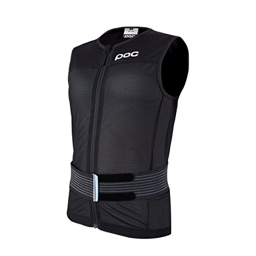 POC Damen Rückenprotektor Spine Vpd Air Wo Vest, Uranium Black, Small Slim
