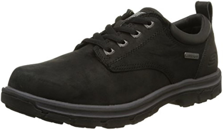 Skechers Segment Bertan, Zapatos de Cordones Hombre -