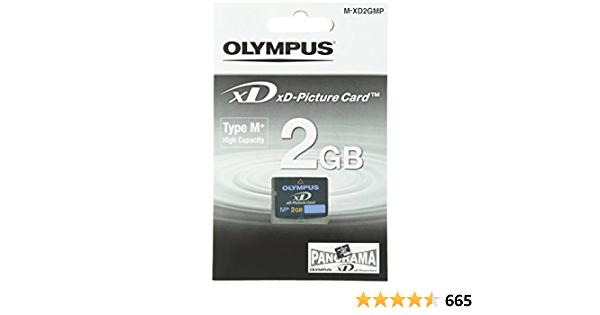 Olympus M Xd 2gb Typ M Picture Card Computers Accessories