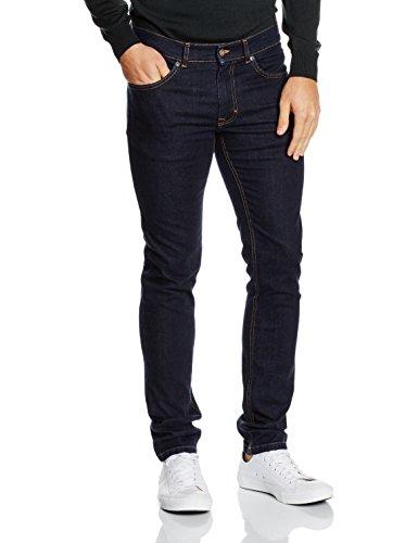 Harmont & Blaine, Pantalone cinque tasche - Jeans da uomo, colore blu denim scuro, taglia 38