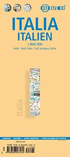 italia-mapa-de-carreteras-plastificado-escala-1800000-borch-borch-map