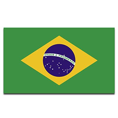 Brazil Brazilian Large National Flag 5 X 3FT World Cup Football -