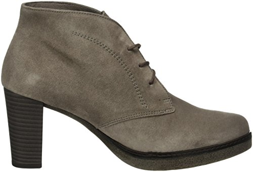 Gabor Shoes 55.750 Stivali Donna Manica Corta Grigio (wallaby 13)