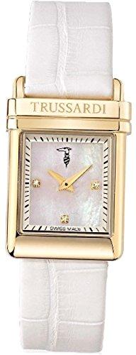 Wristwatch TRUSSARDI Mod. ELEGANCE SWISS MADE Lady Quartz R2451104501