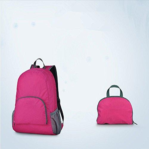 Männer Und Frauen Rucksack Leichte Bergsteigen Tasche Portable Haut Tasche Falten Tasche Wasserdichte - Mann Tasche Für Shouder