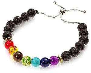 Believe London Chakra Bracelet (Cadena