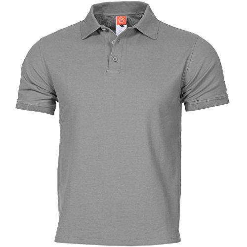 Pentagon Polo Shirt Aniketos Wolf Grau