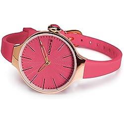 HOOPS Uhren Chérie rose gold Damen Rosa - 2483lg-16