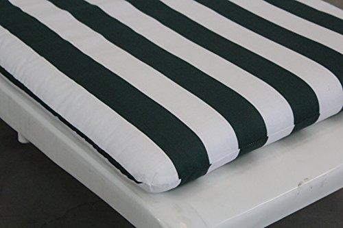 Sdraio In Plastica Verde.Cuscino Per Lettino Prendisole Plastica Legno Ferro Sdraio