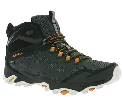 Merrell Moab FST Mid Gore-Tex Chaussure De Marche - AW16 Black