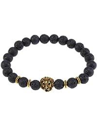 Bracelet homme tete de lion marque