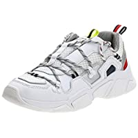 Tommy Hilfiger CITY VOYAGER CHUNKY, Women's Sneakers, White, 40 EU