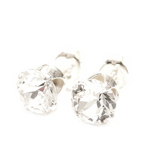 90cb46e7991ae pewterhooter 925 Sterling Silver stud earrings expertly made with ...