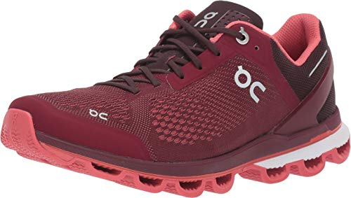 On Running Sneaker Surfer Mulberry Woman 37 Rot
