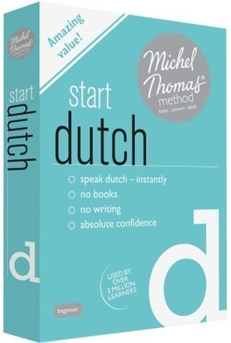 Start Dutch with the Michel Thomas Method: beginner (Michel Thomas Series) by Van Geyte, Els, Adkins-de Jong, Cobie Com/Bklt Edition (2011)