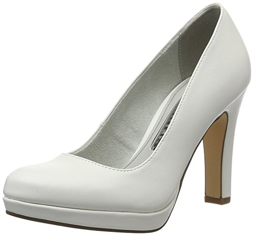 Tamaris Damen Pumps | weiß