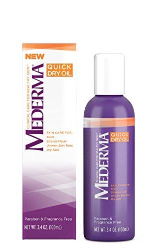 Mederma, Quick Dry Oil, 3.4 oz (100 ml) -