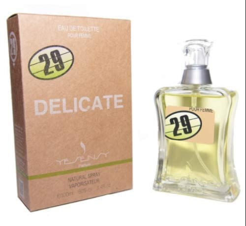 Yesensy Delicate For Woman Edt 100 Ml