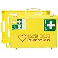 """Erste-Hilfe-Koffer SN-CD """"Freude am Spiel"""" gelb preisvergleich bei billige-tabletten.eu"""