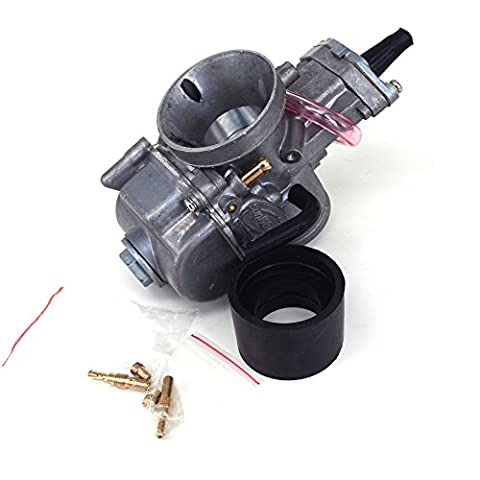 Carburateur Power Jet 34mm FEO Koso PWK, Carburateur pour quad, kart, motocross, pit-bike