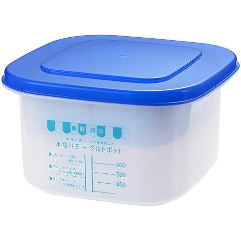 Fermentazione caffetteria drenato yogurt pentola SJ1884 (Giappone import / Il pacchetto e il manuale sono scritte in
